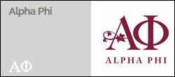 Alpha Phi Sorority