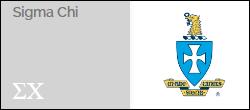 Sigma Chi Fraternity