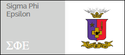 Sigma Phi Epsilon Fraternity