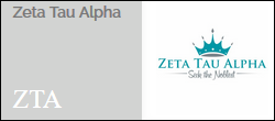 Zeta Tau Alpha Sorority