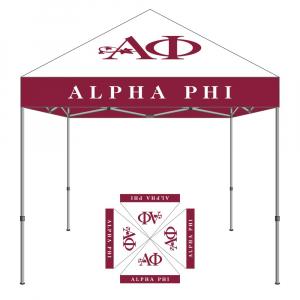 Alpha Phi Tent 10x10