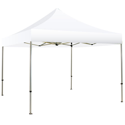 10x10 Tent Package | No Print | White