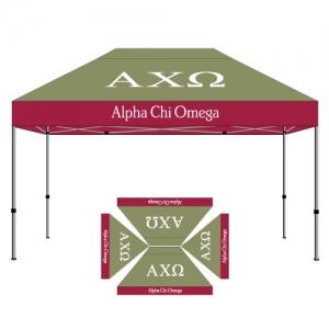 Alpha Chi Omega Tent Package   10×15   Option 1  sc 1 st  GreekItUp.com & ALPHA CHI OMEGA SORORITY TENTS   GreekItUp.com