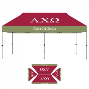 Alpha Chi Omega Sorority Tent 10x20
