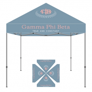 Gamma Phi Beta Tent 10x10