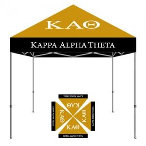 Kappa Alpha Theta Tent 10x10