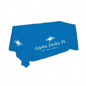 Alpha Delta Pi Table Throw