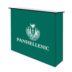 Panhellenic Counter Podium