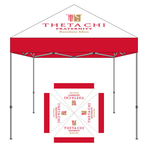 Theta Chi Tent Package | 10x10 | Option 3