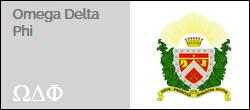 Omega Delta Phi Fraternity