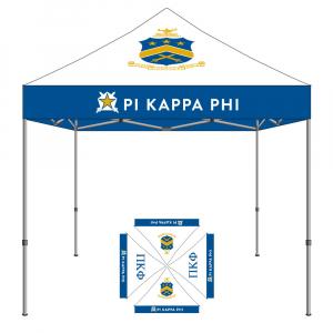 Pi Kappa Phi Fraternity Tent