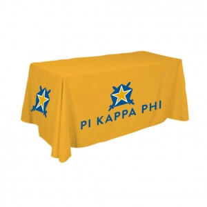 Pi Kappa Phi Fraternity Table Cover