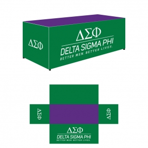 Delta Sigma Phi Table Covers