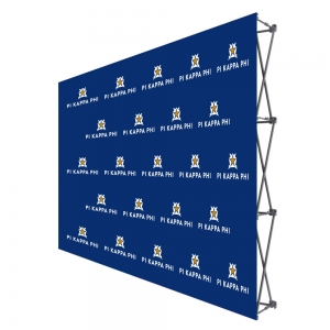 Pi Kappa Phi Step and Repeat Event Wall