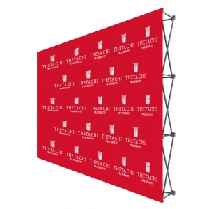 Theta Chi Step and Repeat Event Wall