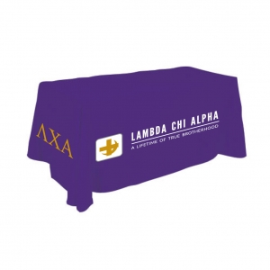 lambda chi alpha table cover