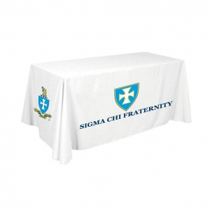 sigma chi table cover