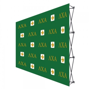 Lambda Chi Alpha Step and Repeat