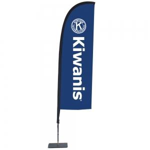 Kiwanis Club Flag