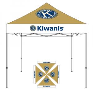Kiwanis Club Tent